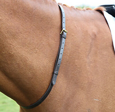 Blenheim Leather Neck Strap- 447G