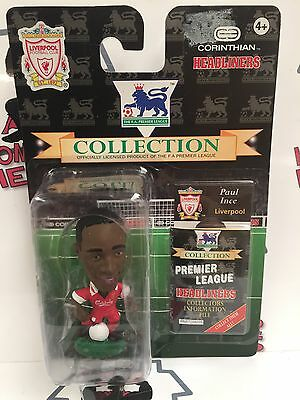 Corinthian Liverpool Paul Ince  Lv42 Sealed In Blister Pack