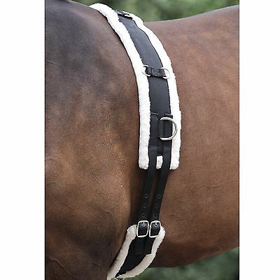 Shires Nylon Roller with Fleece Padding-469