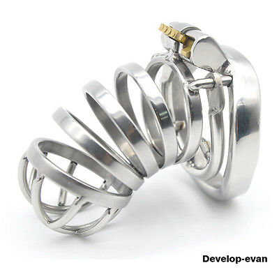 Latest Design Male Chastity Devices Stainless Steel A274-1