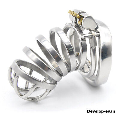 Latest Design Male Chastity Small Devices Stainless Steel A274-1
