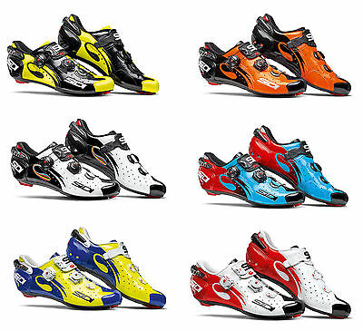 Chaussures Route Sidi Wire Carbon 2017