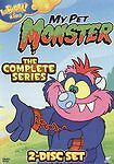 My Pet Monster: The Complete Series (DVD, 2009, 2-Disc Set)