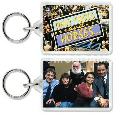 Only Fools And Horses Classic Tv Show And Dvd Inspired Keyring Uk Seller