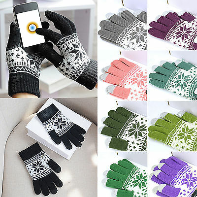 Magic Winter Touch Screen Gloves Mens Ladies Xmas Gift Christmas Stocking Filler