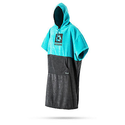 Mystic Poncho / Fleece / Changing Robe 2017 - Mint