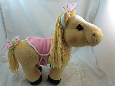 Plush Cabbage Patch Kids DOLL HORSE Pony Play Along 2005
