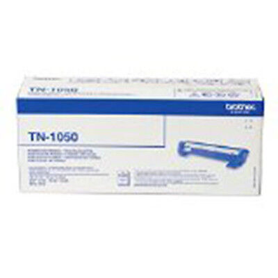 Brother TN-1050 Toner, Original, Schwarz