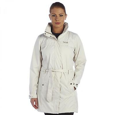 Regatta Waterfall Womens Fitted Isotex 5000 Waterproof Bthable Hooded Jacket
