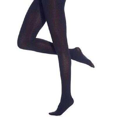 Mondor 345 Adult's Navy Blue Extra Large Full Footed Tights
