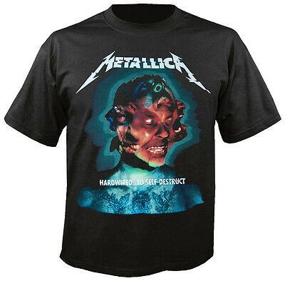 METALLICA - Hardwired - Cover - T-Shirt