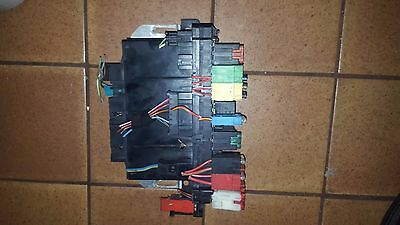 2000 Mercedes S500 Rear Right under Seat SAM Relay Fuse Box Part  # 0325458432