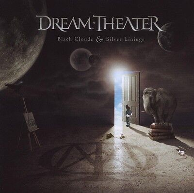 Black Clouds & Silver Linings - DREAM THEATER [2x LP]