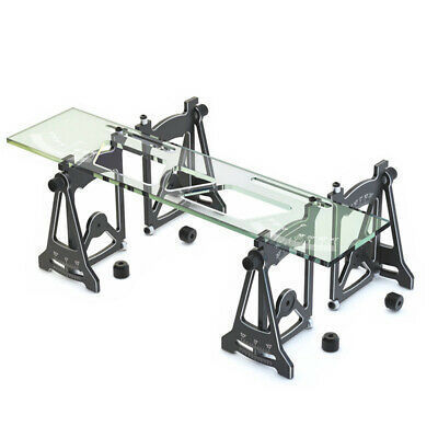SkyRC Chassis Setup System For 1/10 RC Touring Car Buggy Camber Caster Toe Gauge