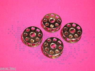 4 Large Capacity Bobbin  Fits Most  Makes Industrial Sewing  Machines