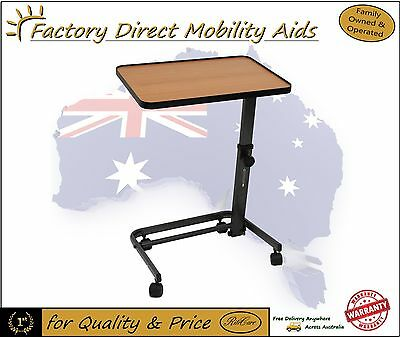 Easy Action Overbed Table Folding Table Tilting Table Strong, stable NEW