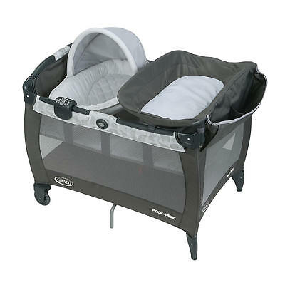 Graco Pack 'n Play Play Yard with Newborn Napper Station - Eli