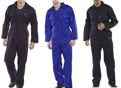Boilersuit / Overalls / Coveralls / Jumpsuit / Protective Clothing - Poly Cotton