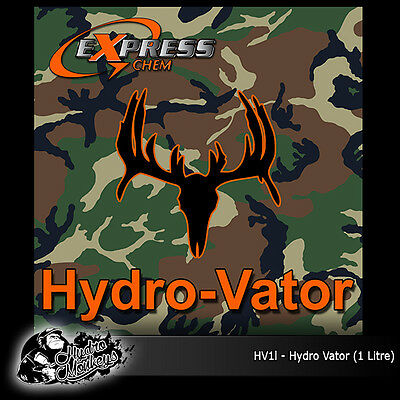 1 Litre of Hydro Vator Activator - hydrographics water transfer