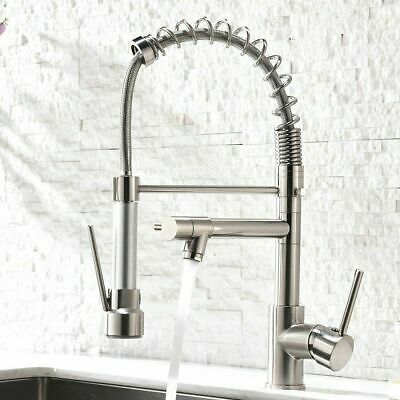 Aimadi Kitchen Sink Faucet Stainless Steel Kitchen Faucet with Pull Down Sprayer