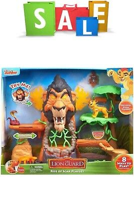 Disney® Junior's The Rise of Scar Lion Guard Play Set - Over 150 Sold