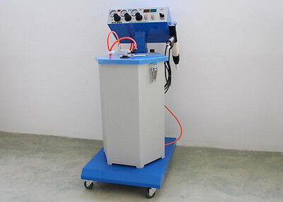 CE Powder Coating System WX-958.Electrostatic Powder Coating machine