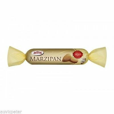 Zentis MARZIPAN Covered in Dark Chocolate 200g