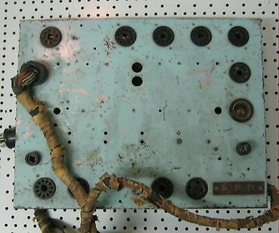 Wurlitzer Junction Box