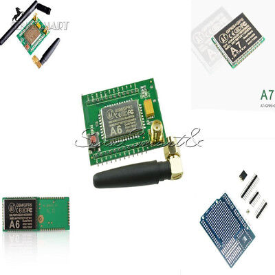 A6/A7 PROTO SHIELD GPRS/GSM Module Adapter Quad-band +Antenna 900