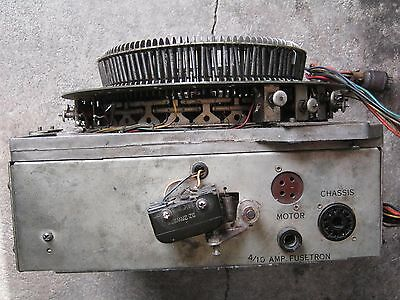 Wurlitzer Electric Selector and Junction Box