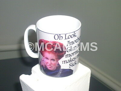 Hocus Pocus Halloween Dvd Movie Inspired Oh Look Another Glorious Morning Mug