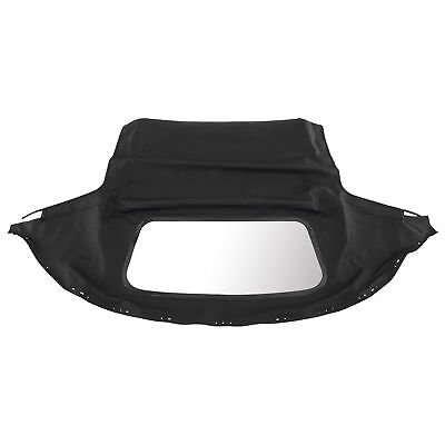 Mazda Mx5 Mk1-2/2.5 Black Vinyl Convertible Hood Soft Top By Xtreme - 909-715