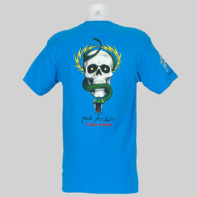 SP Powell Peralta T-Shirt McGill Turquoise skate
