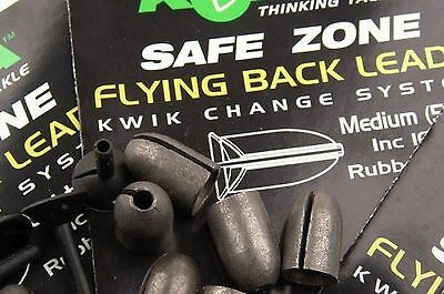 Korda Flying Backleads Safe Zone Carp Fishing Terminal Tackle All Sizes
