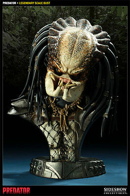 Predator Legendary Scale Bust by Sideshow