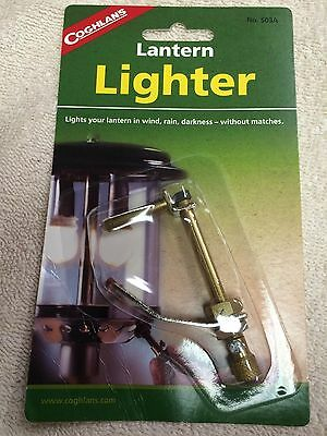 Lantern Igniter, For Most Coleman Lanterns, Coghlan's Model 503A, Sparker