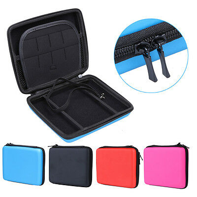 Hard EVA Protective Storage Case Cover with Carry Handle for Nintendo 2DS Travel