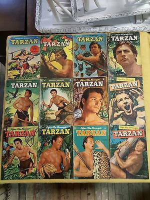 HUGE LOT 137 Issues of TARZAN (Dell/Gold Key) #7 to #206 MAJORITY COMPLETE RUN