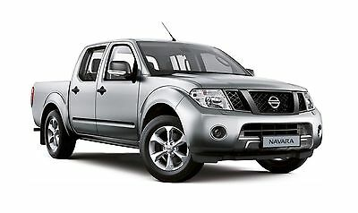 Nissan Navara D40 Service & Repair Workshop Manual  Download