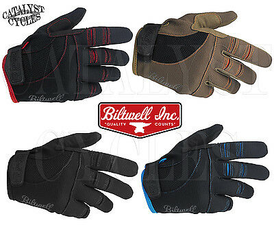 Biltwell Moto Motorcycle Riding Gloves Biltwell Moto Gloves All Colors & Sizes