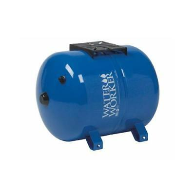 Water Worker HT-14HB Pressurized Well Tank, Horizontal, Pre-Charged, 14-Gals.