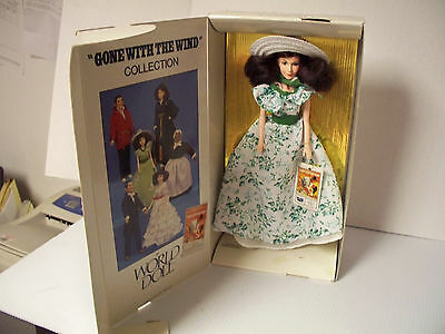 Gone with the Wind Scarlett World Doll limited edition NRFB  6+ Adult collector