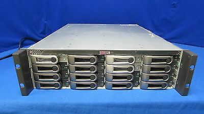 Promise Technology VTrak E610f Hard Drive Chasis Only w/16 Drives