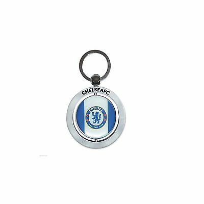 Chelsea Fc Club Crest Metal Keyring Key Ring Keychain New Gift Xmas