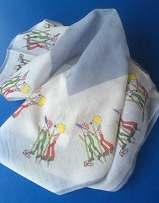 Large Japanese HANKY ~ New