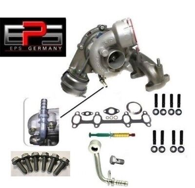 Turbolader 2,0 TDI 140 PS  03G253016 H 765261-5005S  03G253016H, 03G253019L