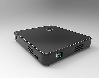 MDI Projector LED 80 ANSI Lumens 1080p DLP Portable Projector for Android