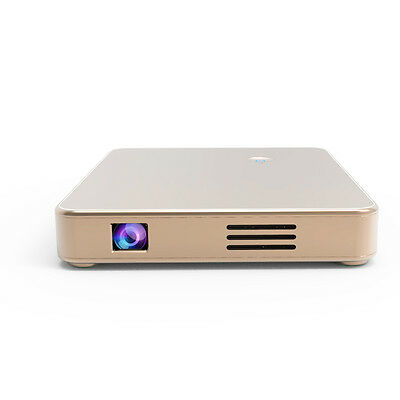 MDI Portable Projector LED 80 ANSI Lumens 1080p with Wifi