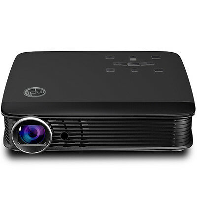 MDI Portable Office Projector 450 ANSI Lumens 1080p 3D Ready