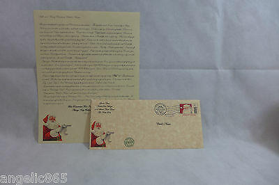 Letter From Santa Personalized with 2 Tinkerbell Gifts